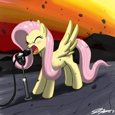 Mlp Funny Fluttershy Fatality,Funny ...