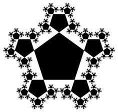 pentagonal fractal possibilities