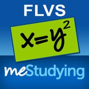 meStudying®: Algebra 1 allows you to easily choose a topic and interact with questions on your mobile device. Reinforce the concepts you've learned and be ready for the next test. Whether you want quick practice or a review of more detailed explanations, meStudying: Algebra 1 is here for you when you want it, where you want it. meStudying: Algebra 1 is brought to you by Florida Virtual School, the leader in K-12 virtual education.