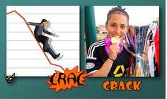 Zarampagalegando: Parellas imposibles. Crac/Crack
