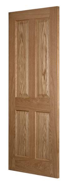 4-Panel Oak FD30 Fire Door 44mm | Buy Online via Phone or In  sc 1 st  Pinterest & Doors u2013 Internal and External doors door handles | Todd Doors ...