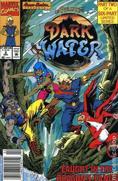 from $1.35 - Pirates Of Dark Water (1991) #2 Fn