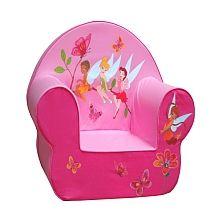 Un bonito sillón de Hadas Rosa :-)