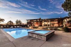 Mid-century with a pool | Salt Lake City, UT