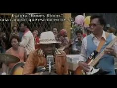 John Lee Hooker performs Boom Boom with Jake & Elwood in the crowd. A great clip from the film 'The Blues Brothers'.