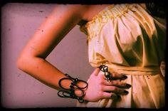 Bracelets, Women, Fashion, Self, Moda, Fashion Styles, Bracelet, Fashion Illustrations, Arm Bracelets