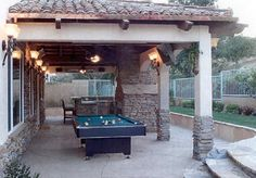 I would replace the pool table with a table and some extra seating
