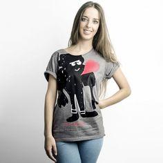 Camiseta yosiquesera para mujer - soy una monstrua #yosíquesé #camisetaconestilo #soyunamonstrua #diseñosconalma #camisetaconmensaje