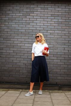 New post on the blog of Adenorah ! She is wearing our Pakize shirt. www.annefontaine.com #annefontaine #fashion