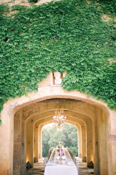 Divine!!!! Love the ivy, love the archway... LOVE! Image by Byron Loves Fawn Photography