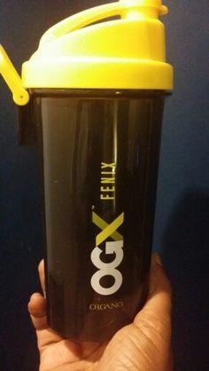 Yay, my new OGX shake tumbler!!!