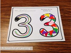 A Spoonful of Learning: Goldilocks and the Three Bears! + FREEBIES!