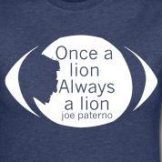 Always a lion