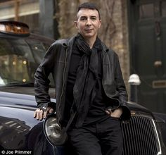 In a taxi with... Soft Cell singer Marc Almond