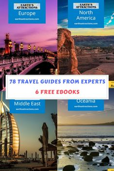 Today is a very special day for me as I have the chance to share with you 78 travel guides from locals and experts. You can have all of these guides by downloading the 6 free ebooks. These are all...