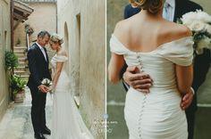 24 - Katarina & Andrea | Umbria - Italy  Wedding Dress: Le Spose di Giò | Wedding Planner: Italian Wedding Dream | Photographer: Monika Photo Art | www.le-spose-di-gio.it