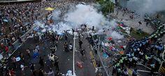 EE.UU preocupado por las protestas en Hong Kong
