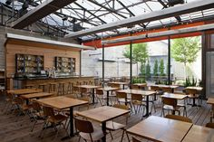 Morris Architects asked John Meyer, of world-renowned audio company Meyer Sound, to collaborate on Comal. The result is the first restaurant to create an opt...