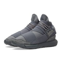 e57c662b97695 Shop Adidas Y-3 Qasa High in Vista Grey BB4734 Free Shipping Yeezy Ultra  Boost
