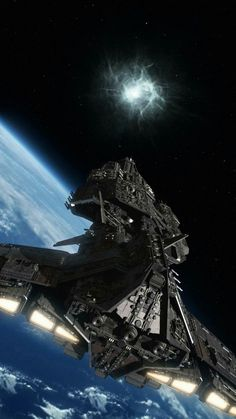 Space Fantasy, Sci Fi Fantasy, Fantasy World, Stargate Ships, Stargate Atlantis, Spaceship Art, Spaceship Design, Concept Ships, Concept Art