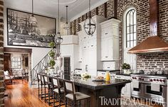Southern Style: Beautiful Homes in Charleston, South Carolina