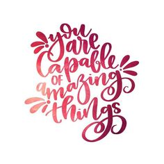 37 Brush Letter Quotes to Practice With - Happily Ever After, Etc.