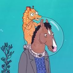 """""""Fish Out of Water"""" · BoJack Horseman · TV Review BoJack Horseman goes underwater and hits its high-water mark in a tour de force episode · TV Club · The A.V. Club"""