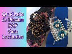 Quadradinho do cabedal de chinelo da Rosângela Para INICIANTES Maguida Silva - YouTube