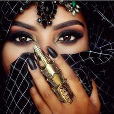 #niqab #eyes