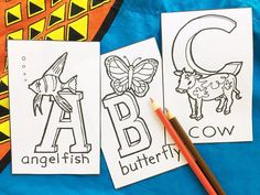 A-O Girls Coloring Book First Half of the Alphabet 4x6in.