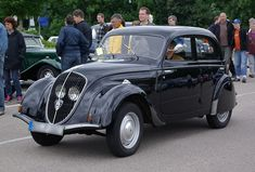 Peugeot 202 1938-1948. El coche clásico más bonito que conozco / The most beautiful classic car I know
