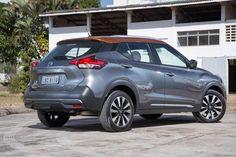 Nissan Kicks (Foto: Fabio Aro/Autoesporte)