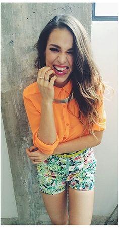Primavera/Verano #outfit  |alejandra castrejon