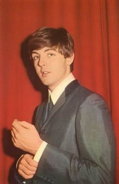 James Paul McCartney