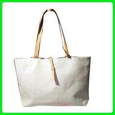 New Handbag Women Shoulder Bag Top HandleTote Hobo Bag by Hometom (Beige) - Wallets (*Amazon Partner-Link)