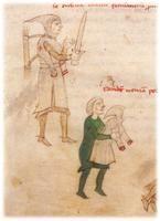 [Collectif de reconstitution de matériels de Terre Sainte au XIIe siècle] : Cotte de voyage