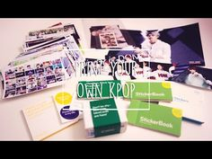 [ DIY ] Print Your Own Kpop Photos, Cards, Stickers, etc. - YouTube