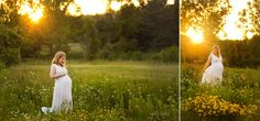 Ann Arbor outdoor maternity photography {This is sooooo pretty!!! ~Kari}