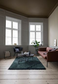 The spring-summer 2018 collection from Ferm Living   These Four Walls blog