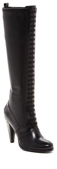 Frye Mikaela Stretch Lace Boot