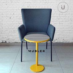Mubler.co®️ (@mubler.co) • Fotos y vídeos de Instagram Stool, Dining Chairs, Instagram, Furniture, Home Decor, Spaces, Mesas, Decoration Home, Room Decor