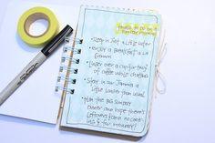 30 Days of Lists | days 1 through 10