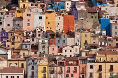 Bosa Sardinia Italy