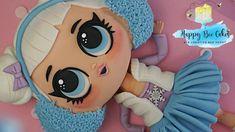 GIANT lol surprise doll cake | Kids cakes | lol doll DIY - YouTube
