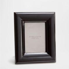 BLACK LACQUERED FRAME - Frames - Decoration | Zara Home Romania