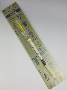 Fasturn Singles fabric tube turning sewing tool in package with instructions by CircularVintage on Etsy