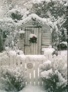 ❤ Lots of snow