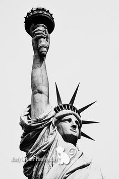 #New York Rose Tattoos, Tatoos, Building Tattoo, Liberty Statue, Patriotic Tattoos, Amazing Art, Awesome, Woodburning, Travel Usa