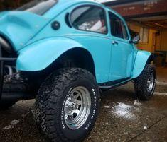 Vw Baja Bug, Vw Beetles, Cool Cars, Volkswagen, Monster Trucks, Dune Buggies, Racing, Vw Bugs, Rigs