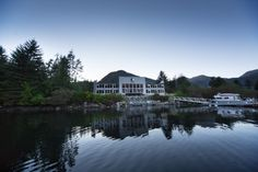 Waterfront Accommodation in BC's Great Bear Rainforest and Famed Inside Passage